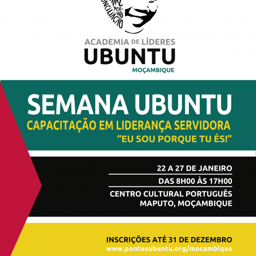 Ubuntu Camp in Mozambique